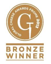 BRONZE AWARD FOR FETA PDO CHEESE AT THE Global  Cheese  Awards  2013  (FROME, UK)